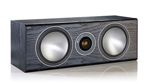 Monitor Audio Bronze Series Center 2 Way Speaker - Black Oak by Monitor Audio