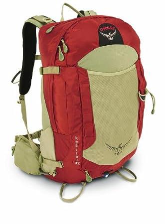 Osprey Kestrel 32 Backpack Paprika Mediumlarge Amazoncouk