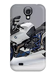 8427345K28286593 Perfect Bmw Motorcycle Case Cover Skin For Galaxy S4 Phone Case