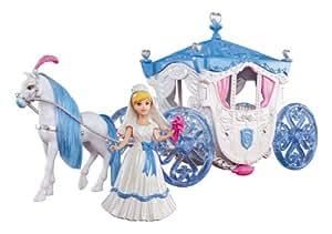 Mattel X2840 Princesas Disney - Carruaje de boda de la Cenicienta