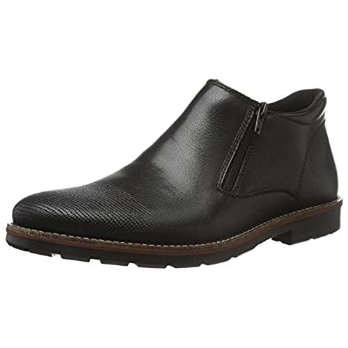 free shipping Rieker men's Leather boots salongnexusnaglar.se