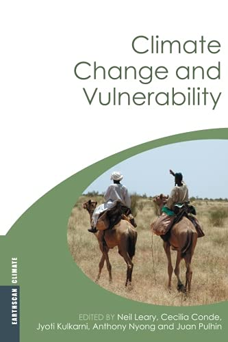 Climate Change and Vulnerability (Earthscan Climate)