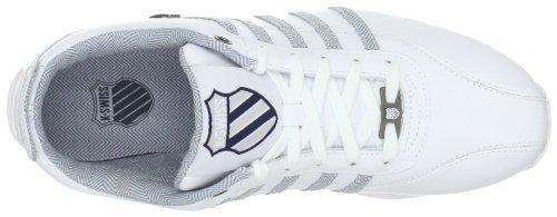 K-Swiss ARVEE 1.5 02453-195-M - Zapatillas de cuero para hombre Blanco
