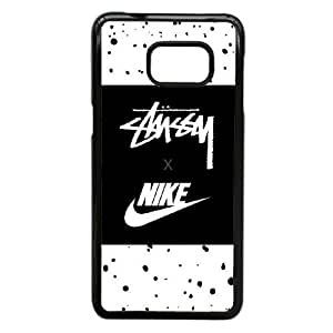 Stussy Brand Logo For Samsung Galaxy S6 Edge Plus Black Cell Phone Case Cover 14WB1220651