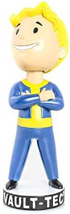 Fallout 7 Vault Boy Arms Crossed Bobblehead Figure by Bethesda