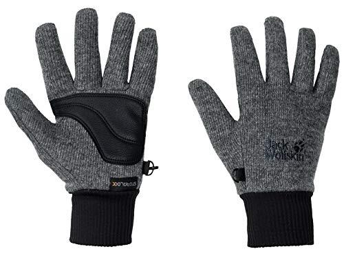 Jack Wolfskin Stormlock Knit Handschuhe Unisex