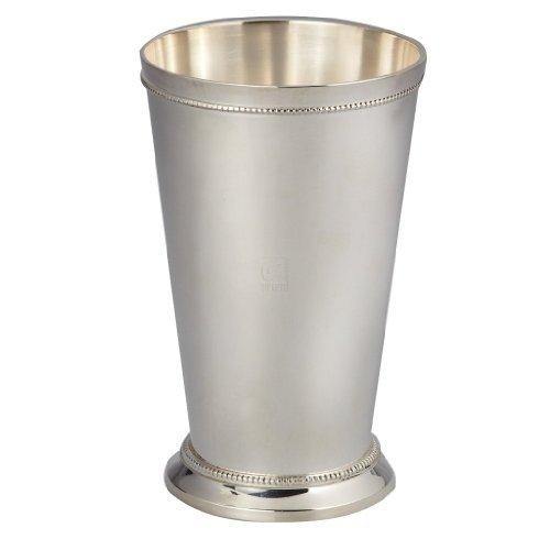 Elegance 90373 Mint Julep Cup, Silver