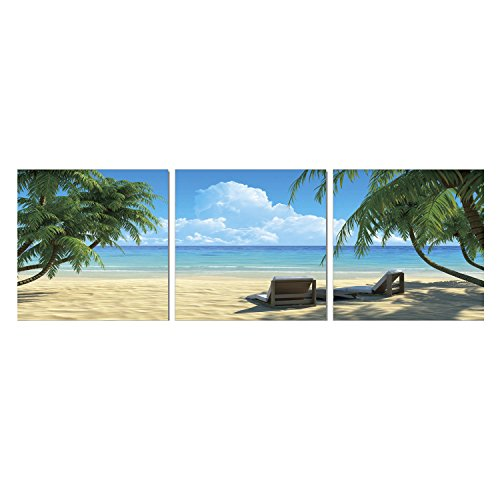 FURINNO Coconut Density Photography Triptych