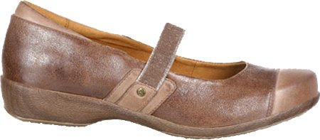 4EurSole Casual Shoes Womens Minuet Gore Mary Jane Brown RKH123 Brown Leather zJr6zXz
