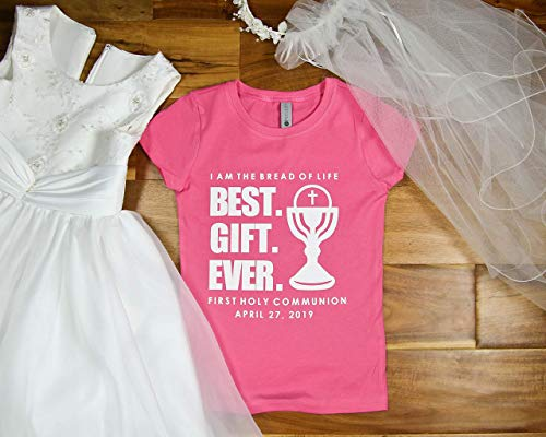First Communion T-Shirt for -