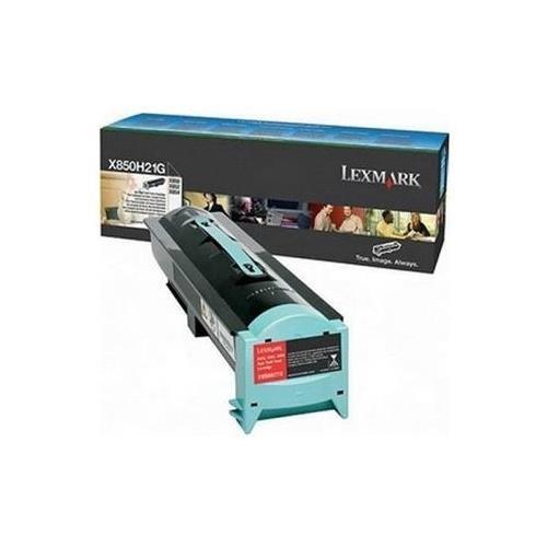 Lexmark X850H21G OEM Toner - X850 X852 X854 Multifunction High Yield Toner (30000 Yield) - Lexmark - Laser X852e Mfp