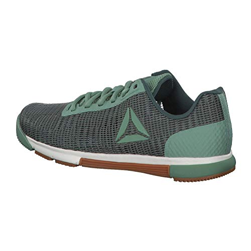 da TR Chalk Donna Industri Reebok Scarpe 0 Speed Flexweave Fitness Green Multicolore 5qCxTI