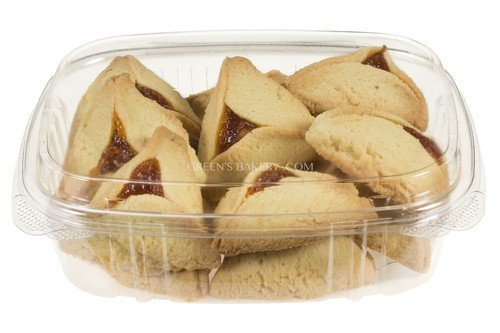 Greens Apricot Hamentashen - Pack Of 3 by Green's