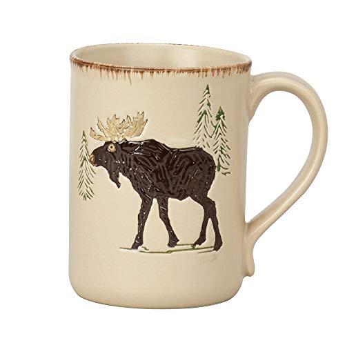 Rustic Retreat - Park Designs Rustic Retreat Moose Mug