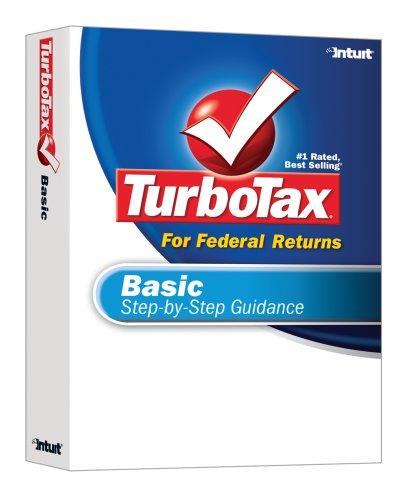Intuit TurboTax Basic 2007 [OLD VERSION]