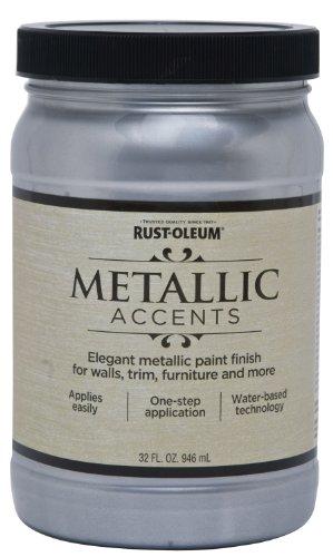 Rust Oleum Metallic 253534 Decorative 32 Ounce