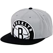 Mitchell&Ness Cropped Xl Logo Brooklyn Nets Snapback