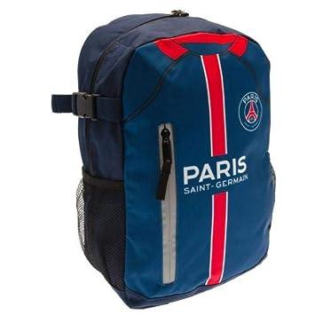 USP Paris Saint-Germain Official Shirt Design Team Kit Backpack Mochila, Unisex Adulto, Azul Marino, 31 x 14 x 41.5 cm: Amazon.es: Deportes y aire libre