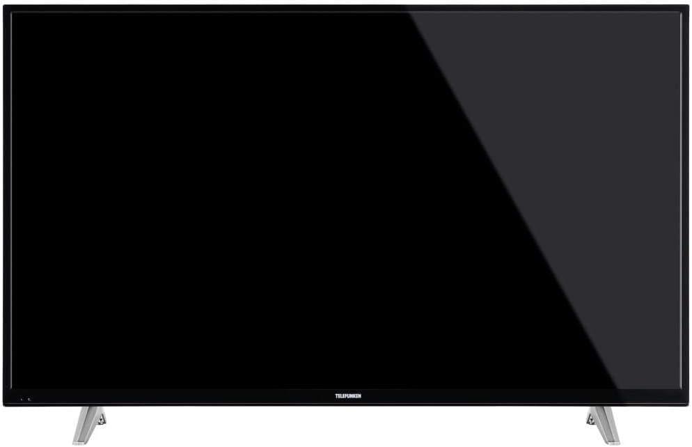 Telefunken 4K Ultra HD LED 127 cm (50 pulgadas) D50U293N4CWH UHD ...