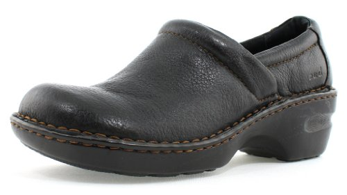B.O.C. Women's Peggy Black 7 W US (Best Mens Nursing Shoes)