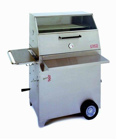 - Hasty-Bake 257 Gourmet Stainless Steel Charcoal Grill