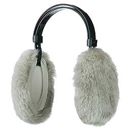 Ear Muffs-Light Grey W20S35A
