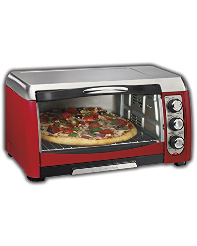 Hamilton-Beach-31335-Ensemble-6-Slice-Toaster-Oven-Red