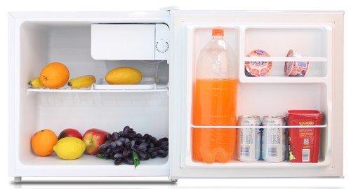 Minibar Kühlschrank Mit Eisfach : Sirge frigo46l 46 liter kühlschrank mit gefrierfach energie