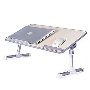 Mapux mesa para ordenador portatil plegable soporte para - Mesa portatil cama carrefour ...