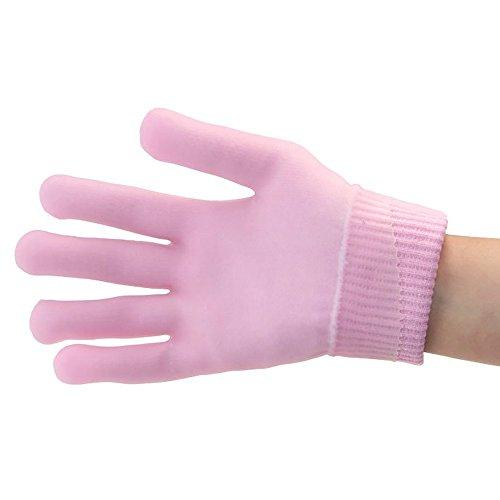 手伝うプログラム腹Merssavo 1ペア女性用ハンドジェル水和手袋