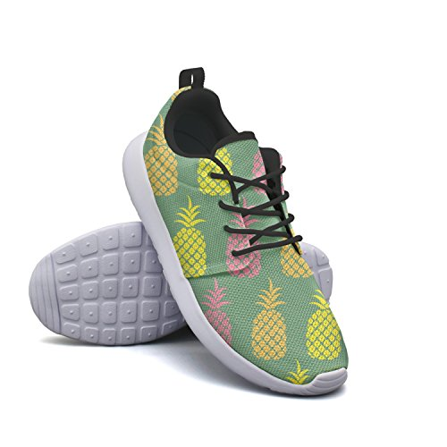 Pattern Leopard Colorful Lightweight Basketball Shoes Fashion Sneakers tayedass Cheetah Breathabl Boat Pineapple Women's Cool wEd1x0Oq