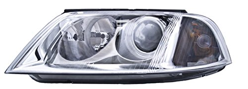 (HELLA 008350051 Headlamp Assembly (Driver Side, VW Passat), 1 Pack )