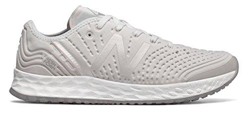 クリープ霜蘇生する(ニューバランス) New Balance 靴?シューズ レディーストレーニング Fresh Foam Crush White with Silver Mink ホワイト シルバー ミンク US 10 (27cm)