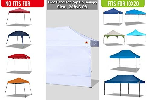 ABCCANOPY Sidewall Kit