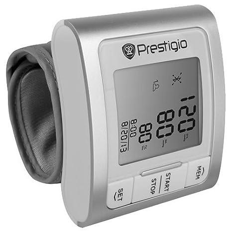 Prestigio PHCBPM - Tensiómetro (AAA, LCD, 6,5 cm, 8 cm