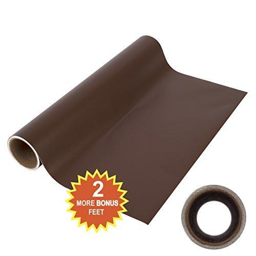Brown Adhesive Vinyl - 6