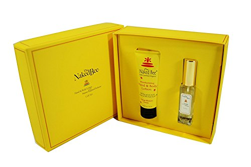 The Naked Bee Orange Blossom Honey Shampoo & Conditioner