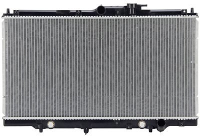 Prime Choice Auto Parts RK596 New Complete Aluminum Radiator (Honda Prelude Auto Parts compare prices)