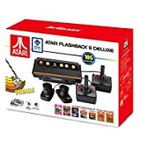Atari Flashback 8 Deluxe with 105 games - 2 Wired controllers and 2 Wired Paddles