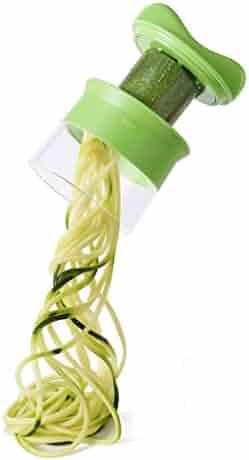 OXO Good Grips Handheld Spiralizer, Green