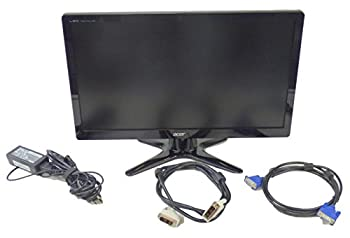 Acer G206hql Bd 19.5-inch Led Computer Monitor Back-lit Widescreen Display 0