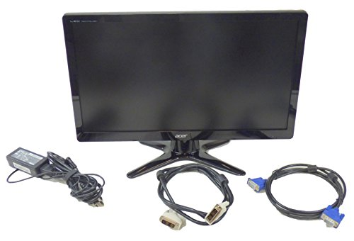 Acer G206HQLbd 19.5-Inch LED Computer Monitor Back-Lit Widescreen Display