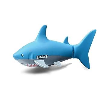 ZZULYU Mini Control Remoto Tiburon Bucear Juguetes Niño Animales Marinos Juguete Modelo Juguetes (3.9 * 1.8 * 2.3 In),a,10×4.5×5.7cm: Amazon.es: Deportes y ...