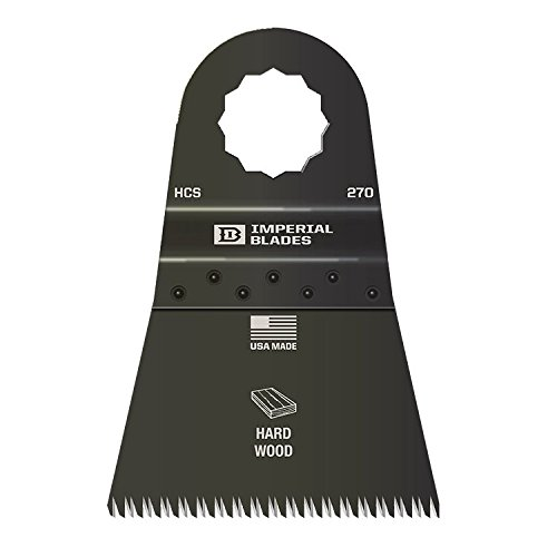 Imperial Blades SC270 2-1/2-Inch Precision Wood Blade Fits Fein Supercut and Festool Vecturo