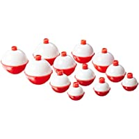 Eagle Claw Snap-On Floats Assortment, 12 Piece