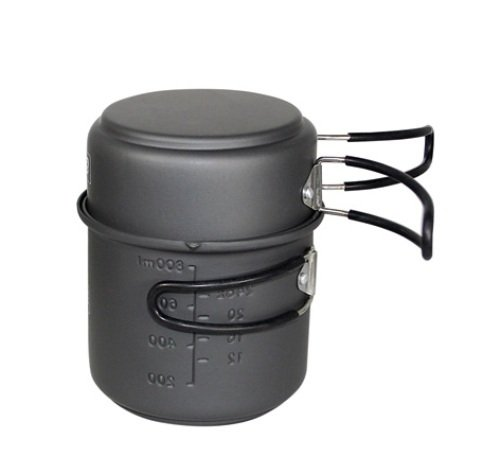 Esbit Alcohol Stove and Trekking Cookse