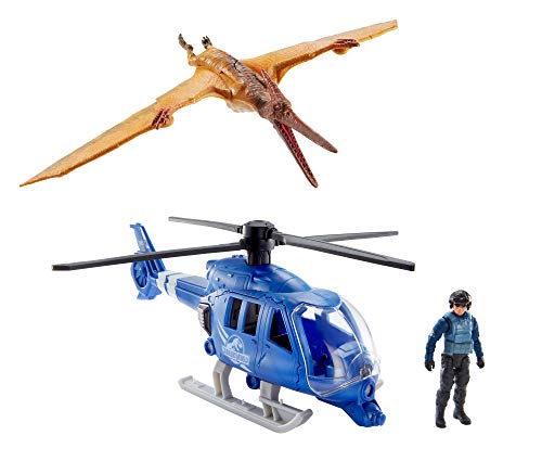 Jurassic World Destruct-a-saurs Pteranodon Copter Attack Set Only $17.97 (Was $39.99)