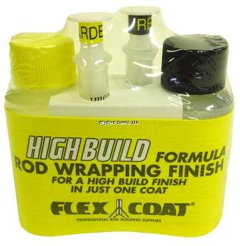 Flex Coat F2S Wrap Finish Kit - Coat Finish