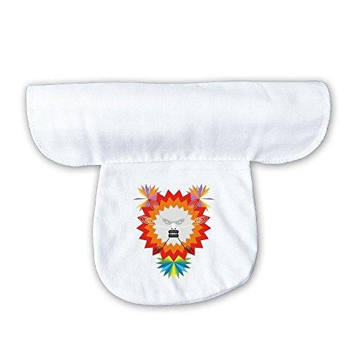 Baby Absorbent Back Towel (Lion) - 7