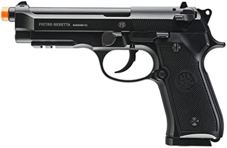 Beretta M92 A1 CO2 Full Blowback Metal 6mm نرم سیاه